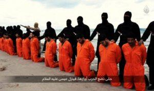 Museu homenageia os 21 cristãos mortos pelo Estado Islâmico